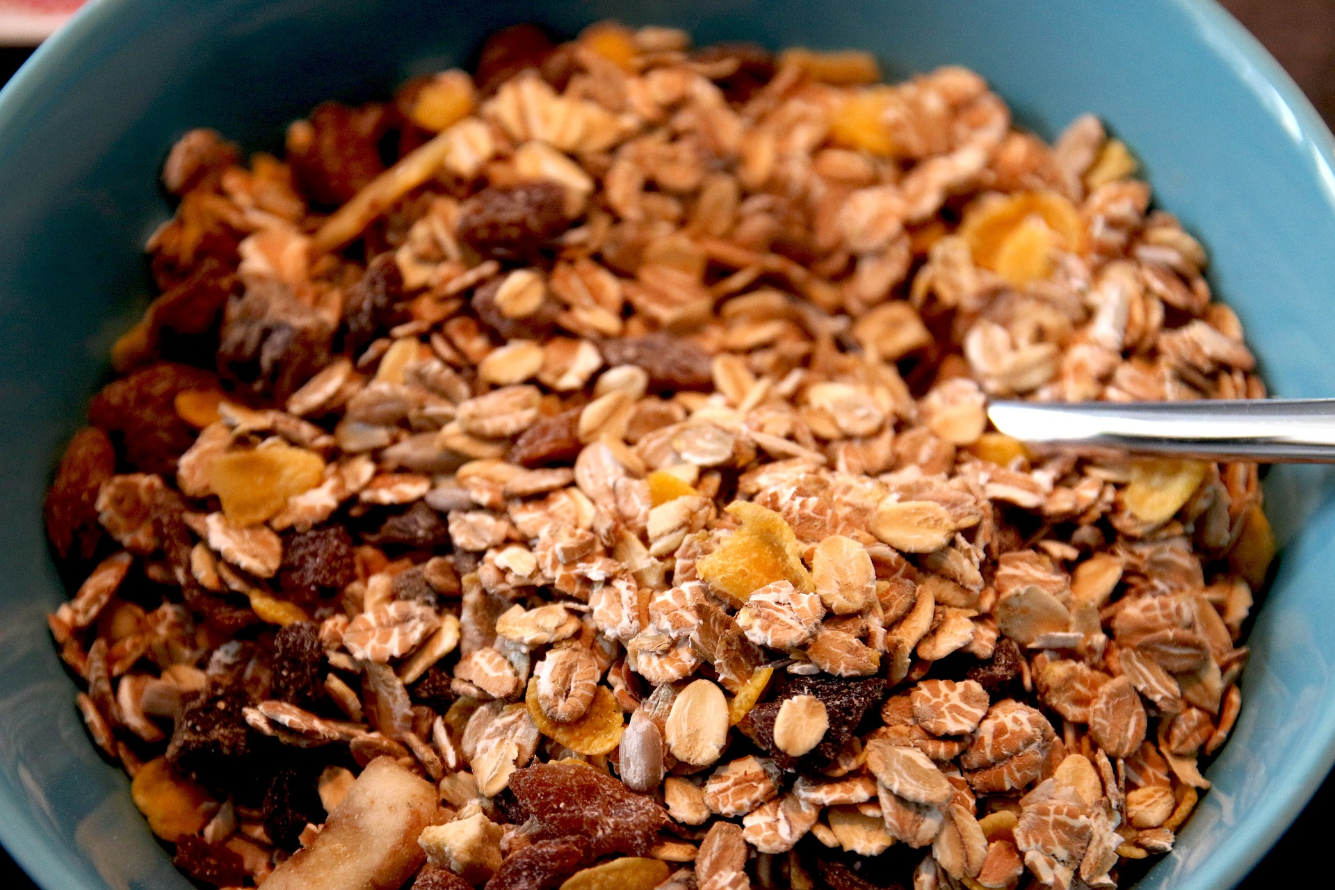 muesli-Image by moerschy from Pixabay
