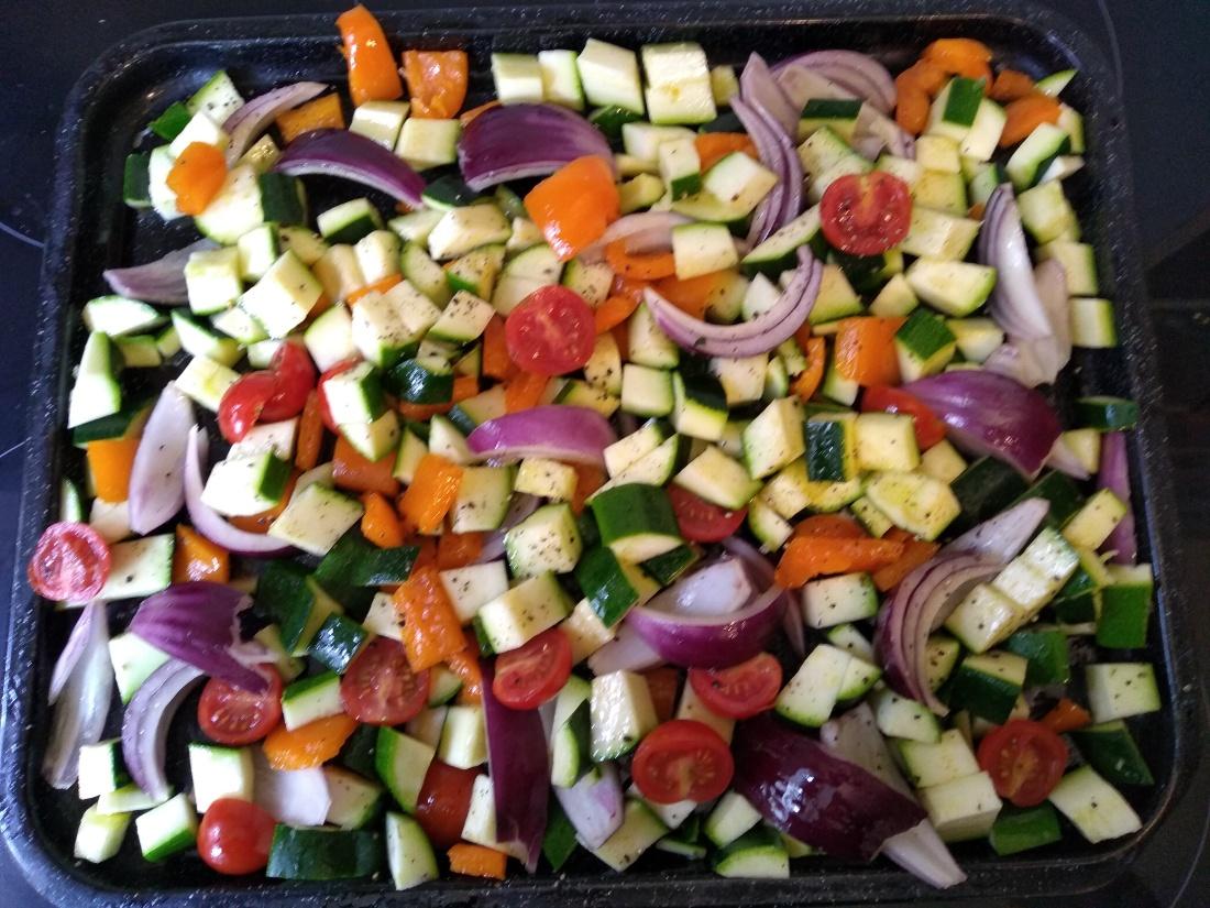 roast med veg