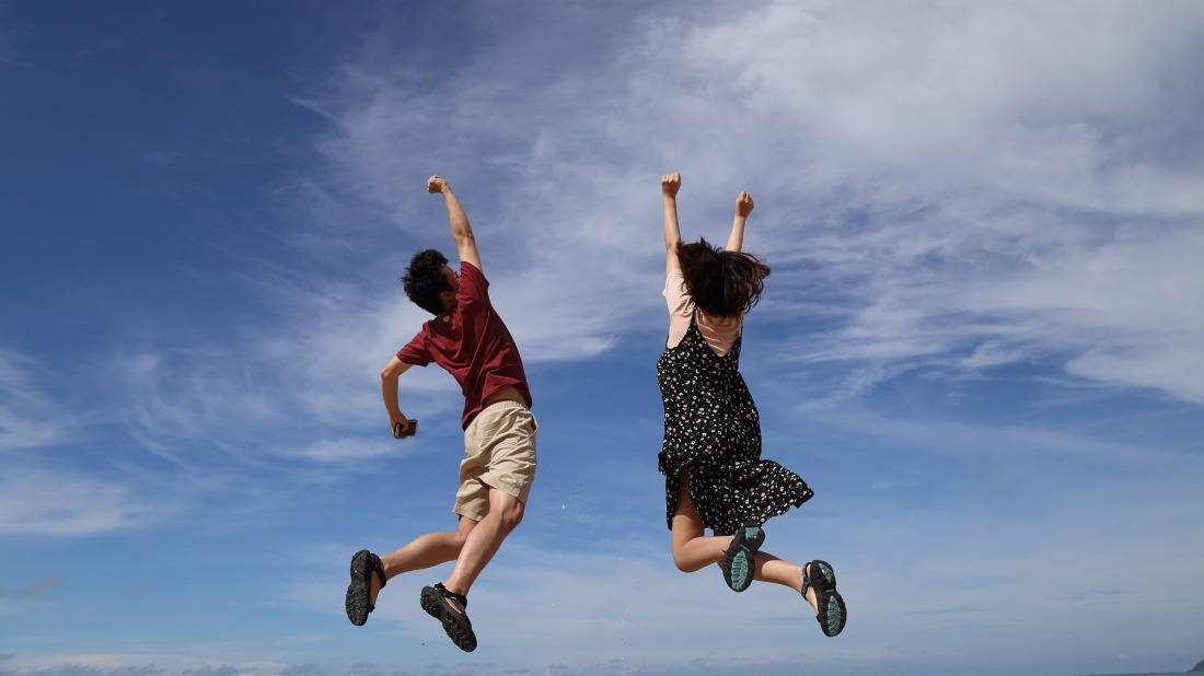 jump Image by Tasy Hong from Pixabay