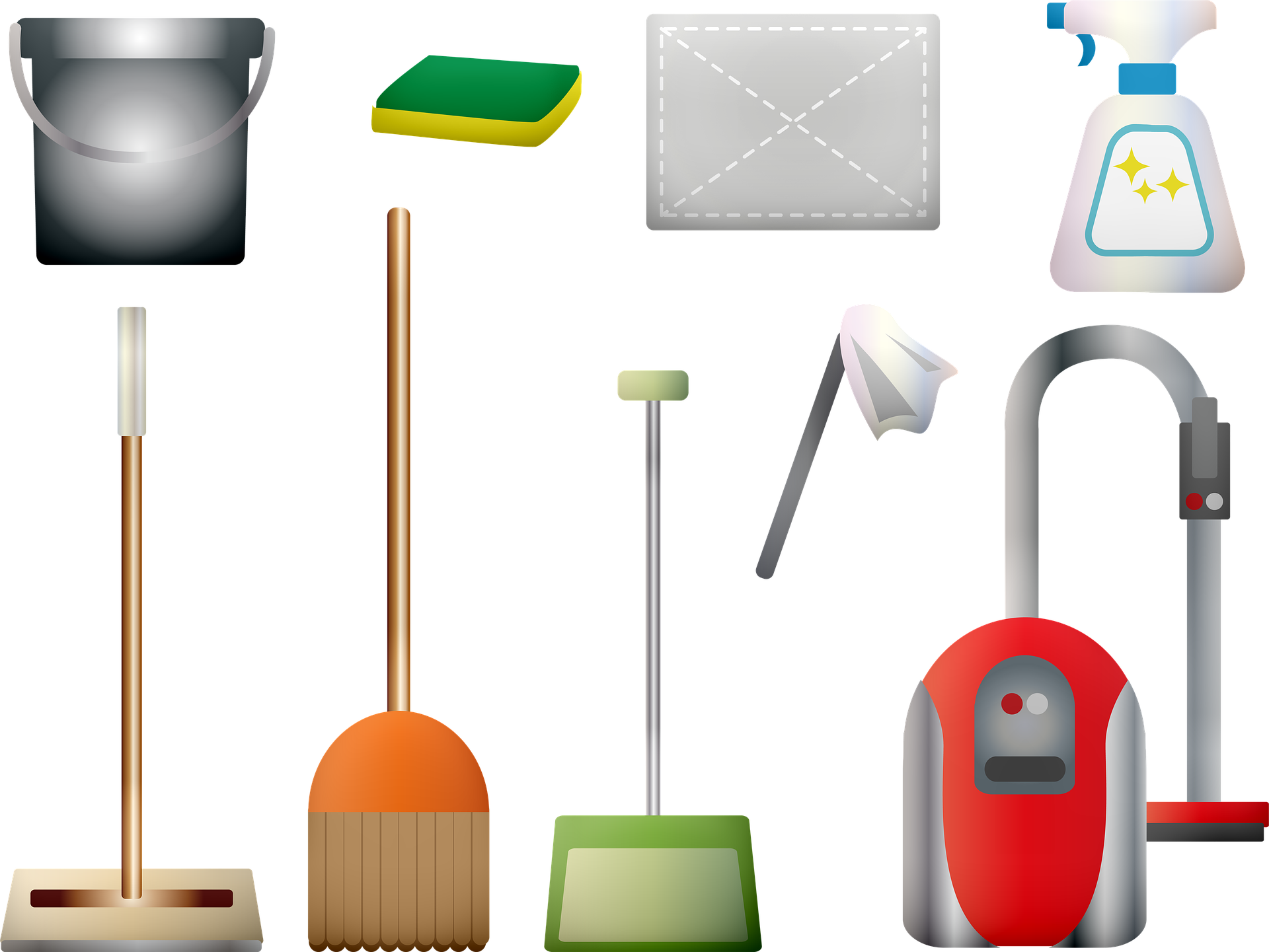 cleaning-supplies Image by Annalise Batista from Pixabay