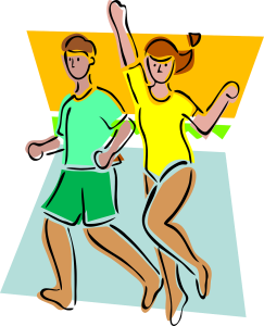 aerobics Image by OpenClipart-Vectors from Pixabay